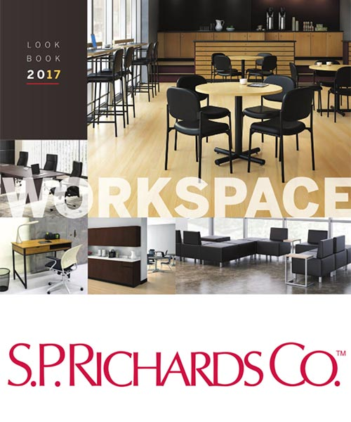 S.P. Richards Co catalog image cover